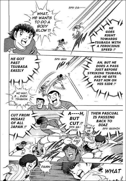 Captain Tsubasa, Chapter 94 image 044