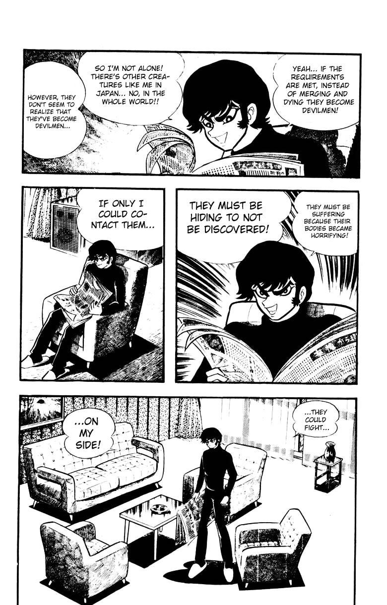 Devilman, Chapter 3 image 195