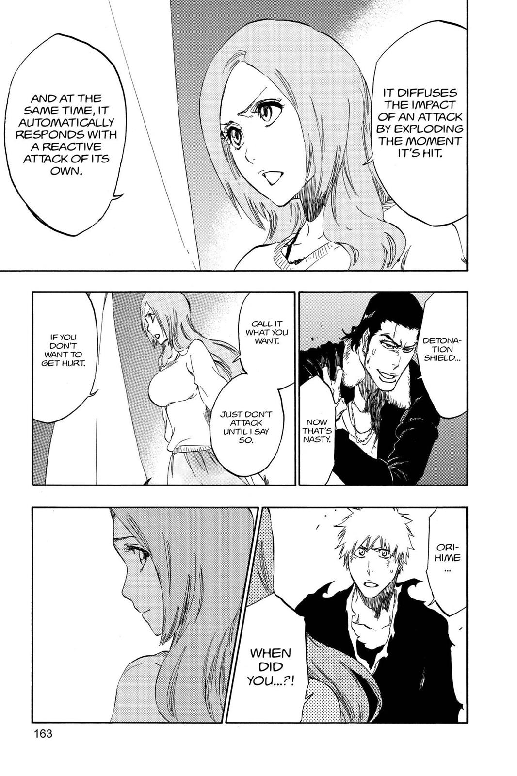 Bleach, Chapter 449 image 016