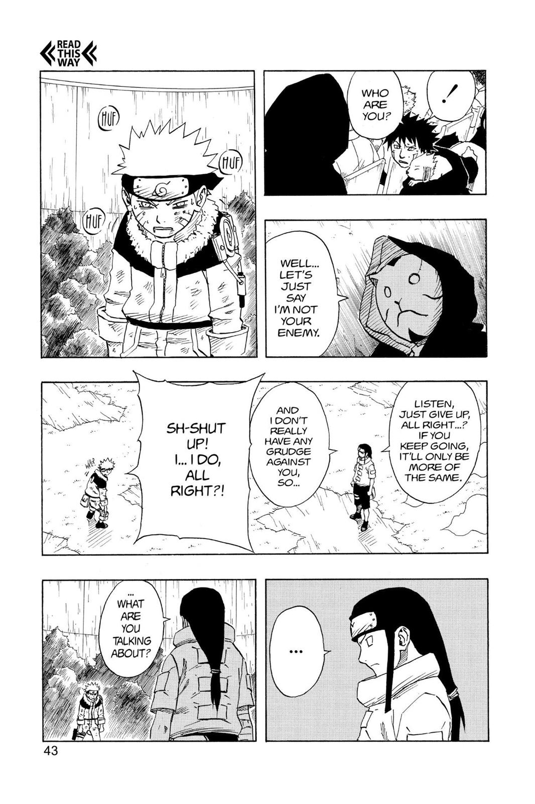 Naruto, Chapter 101 image 016