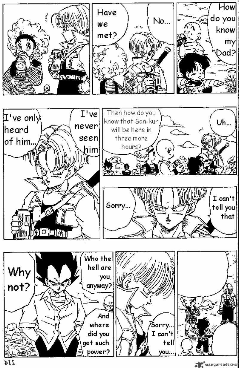 Dragon Ball, Chapter 333 image 005