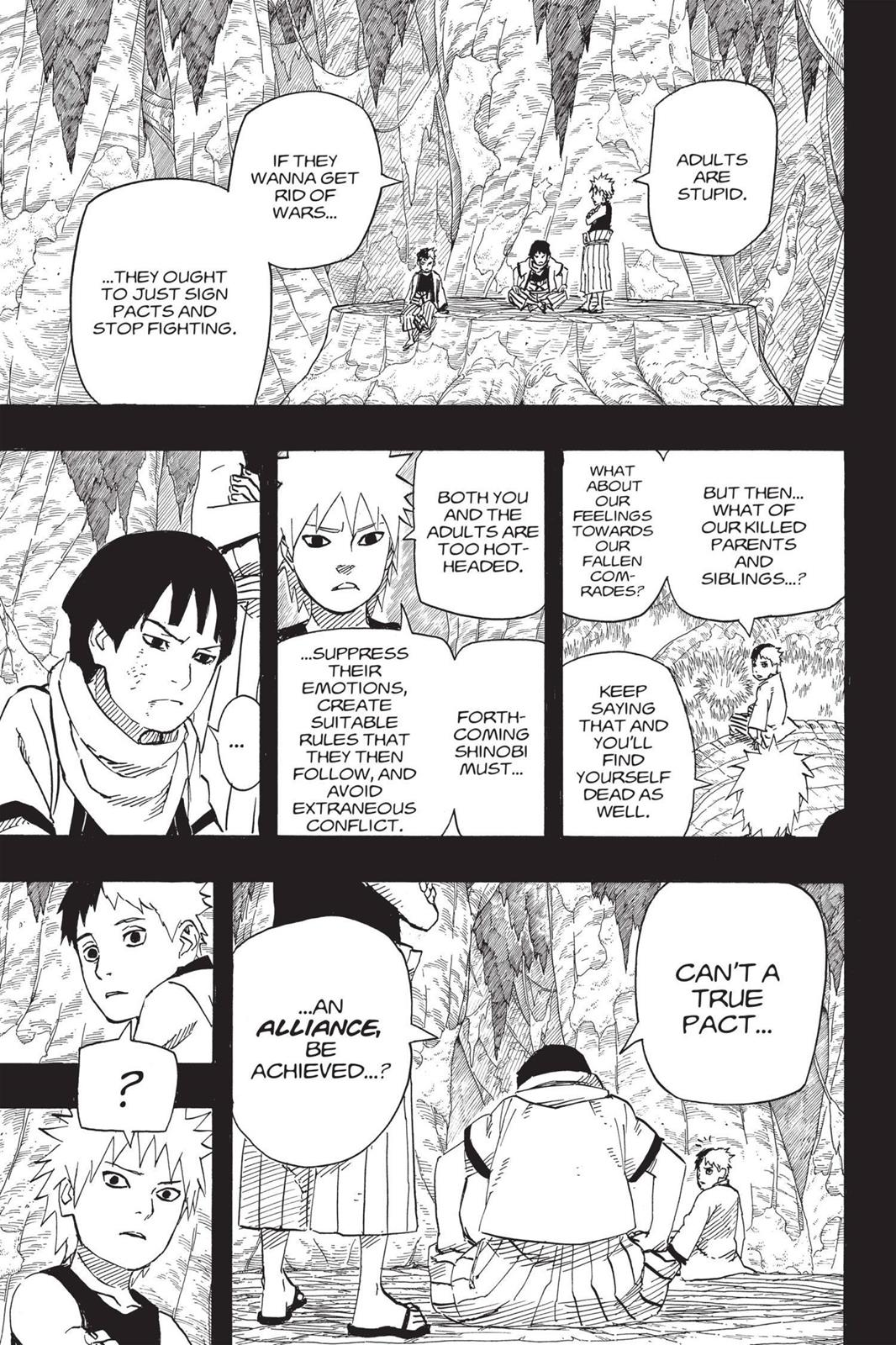 Naruto, Chapter 622 image 011