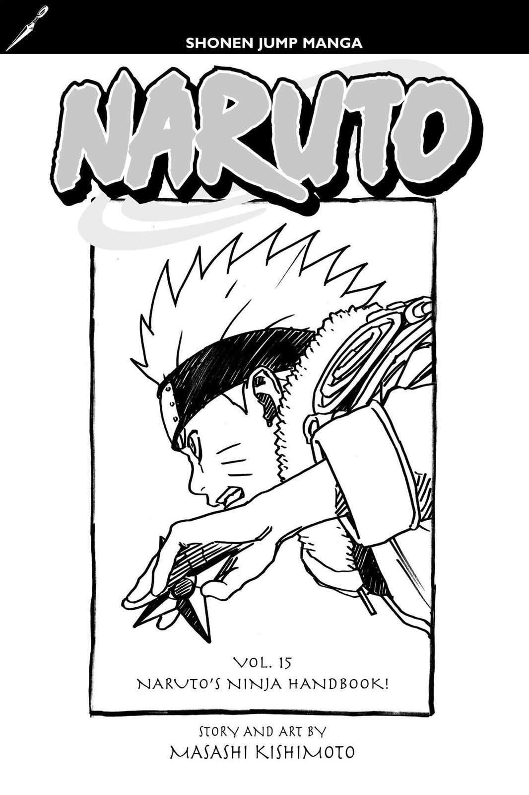 Naruto, Chapter 127 image 004