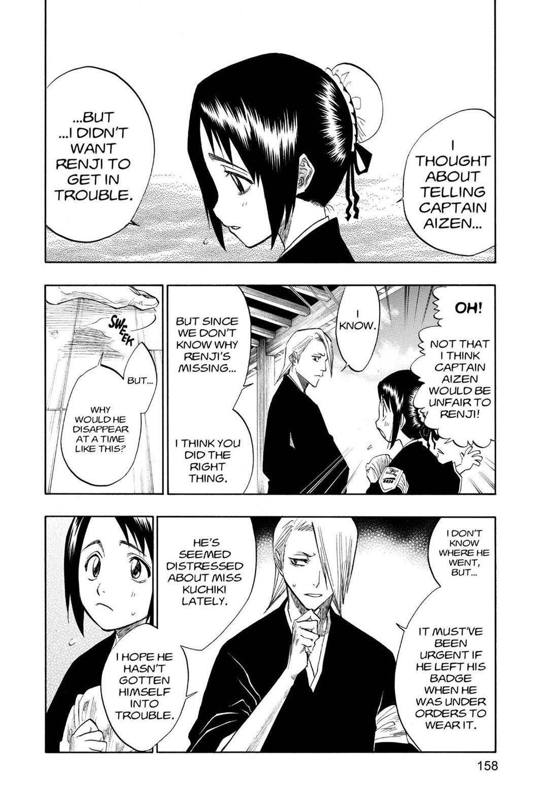 Bleach, Chapter 96 image 010