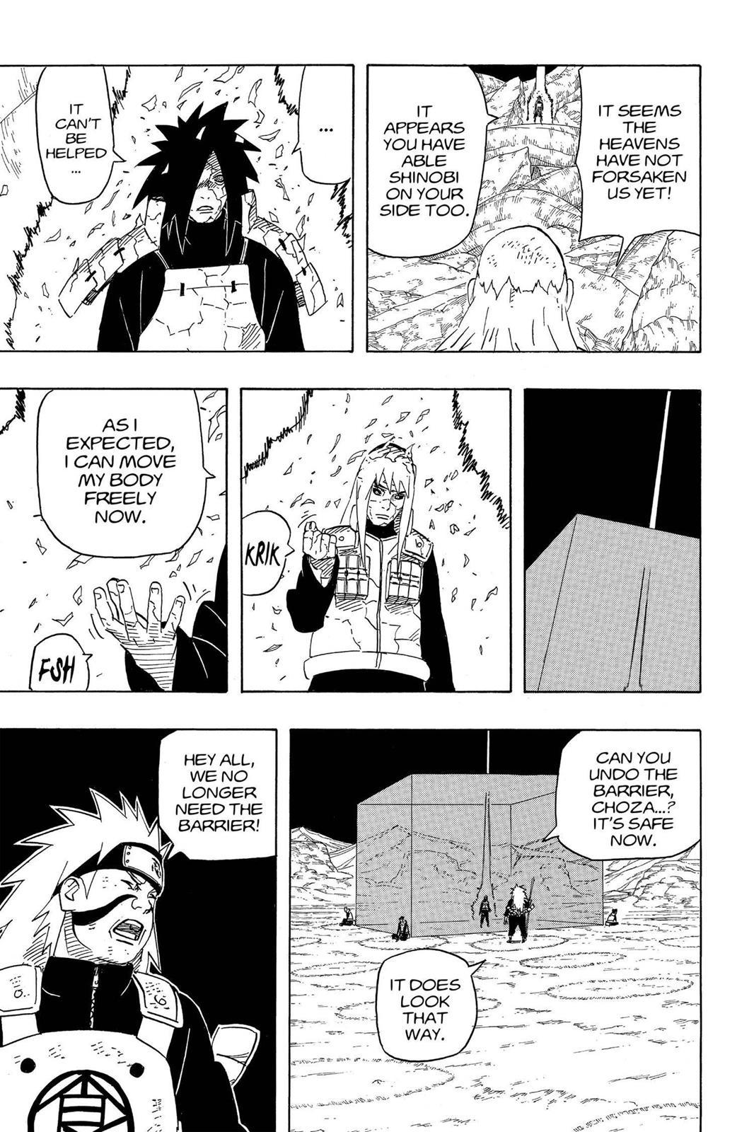 Naruto, Chapter 591 image 005
