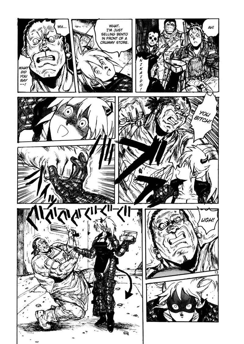 Dorohedoro, Chapter 109 image 012