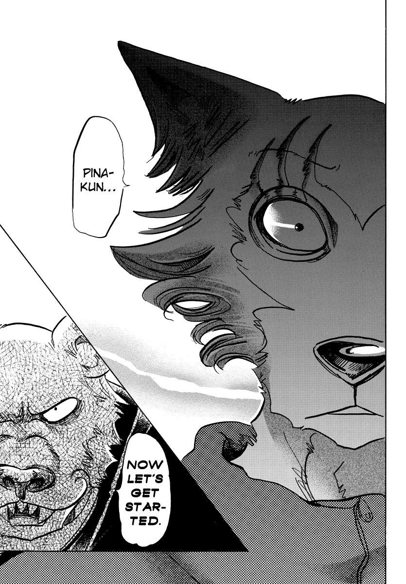 Beastars Manga, Chapter 90 image 016