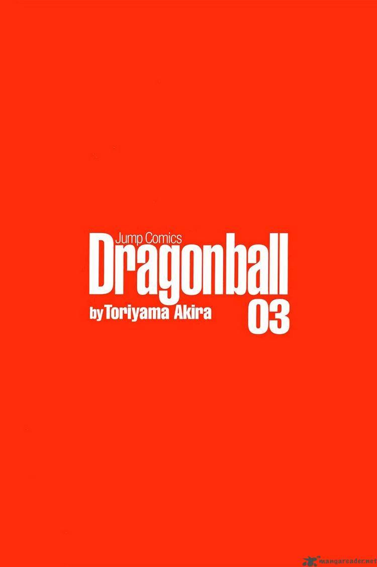 Dragon Ball, Chapter 30 image 003