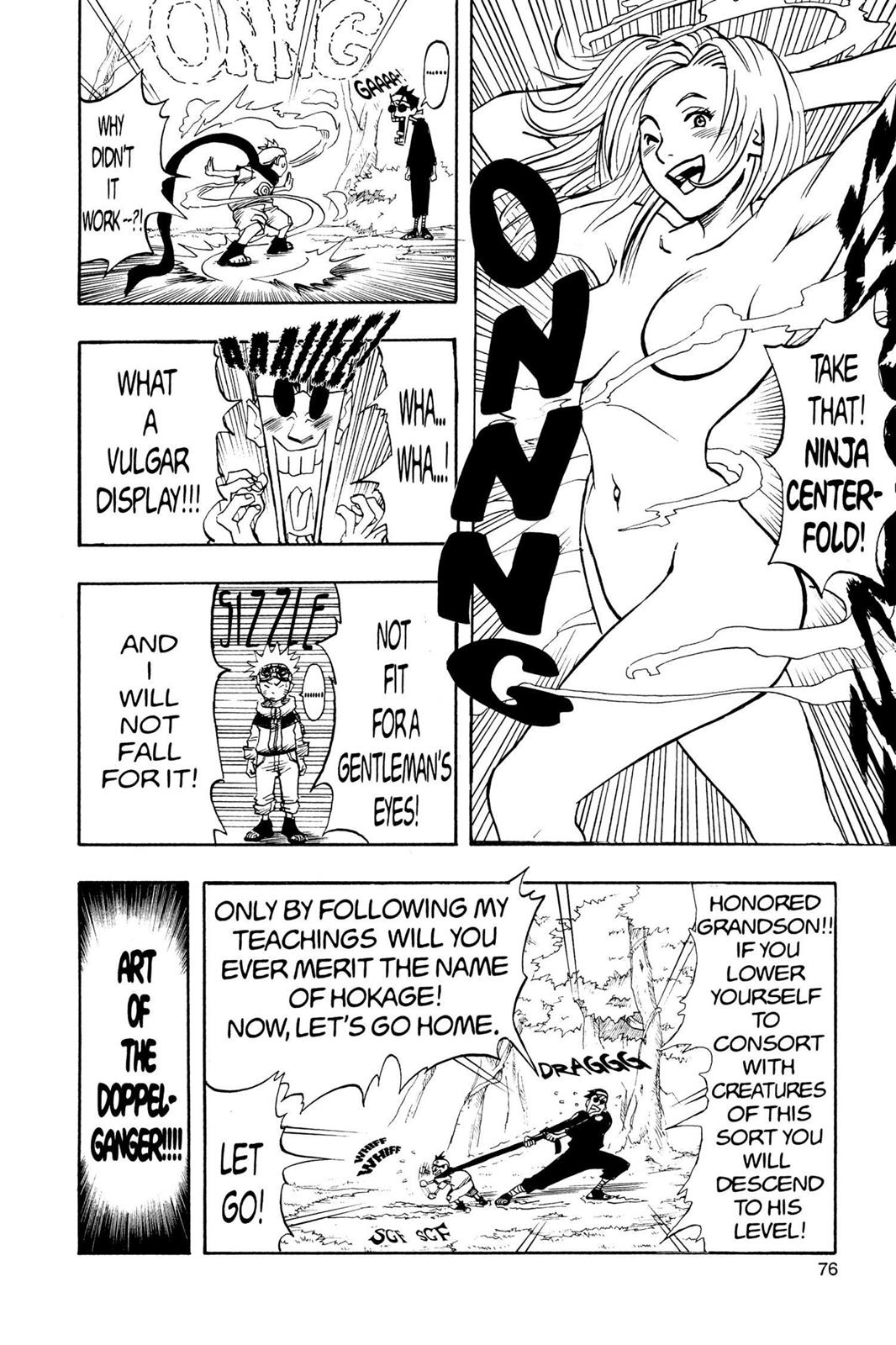 Naruto, Chapter 2 image 016