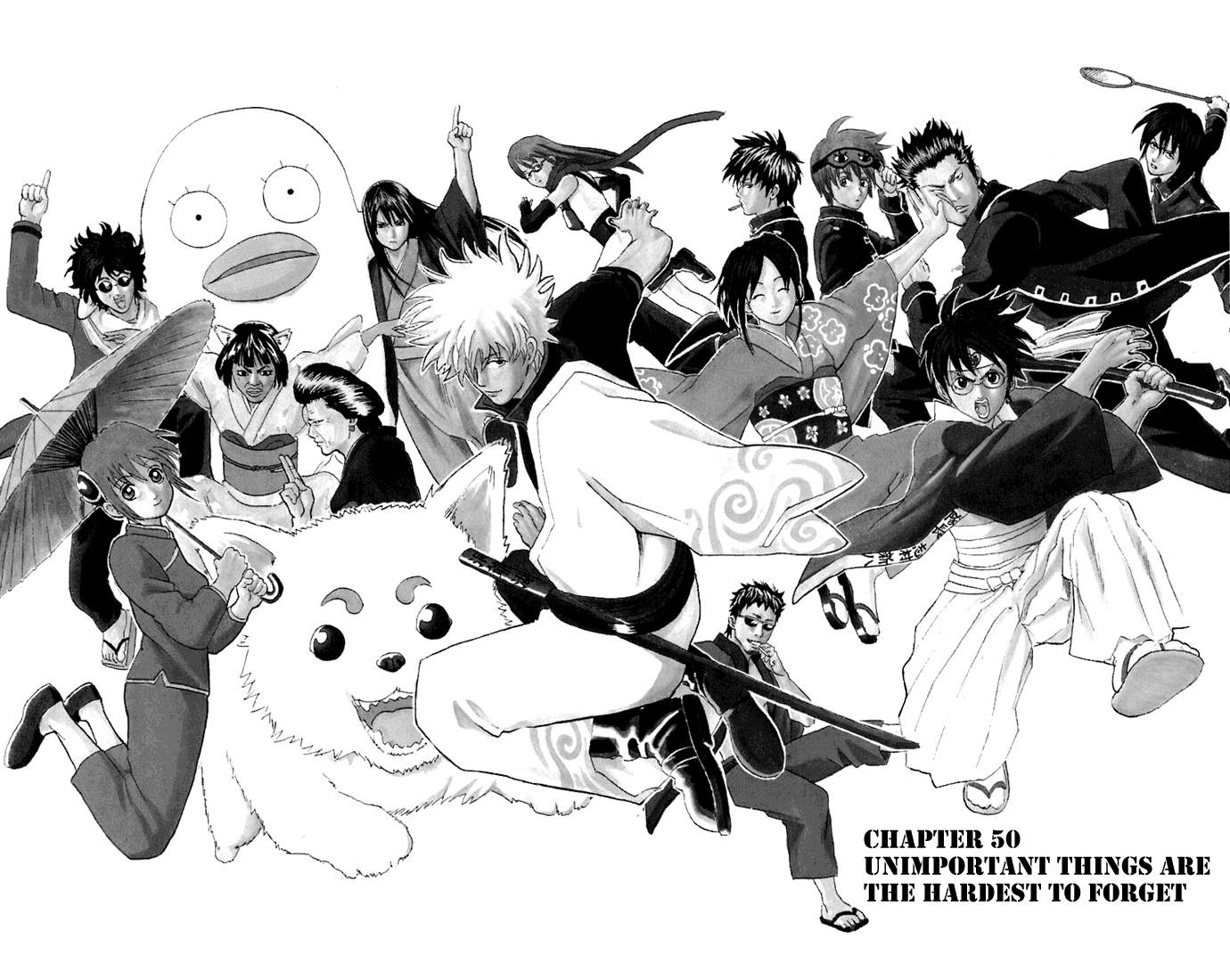 Gintama Chapter, 50 image 010