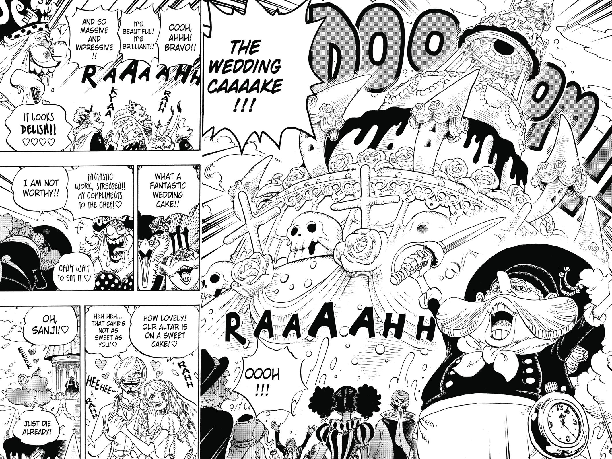 One Piece, Chapter 862 image 004