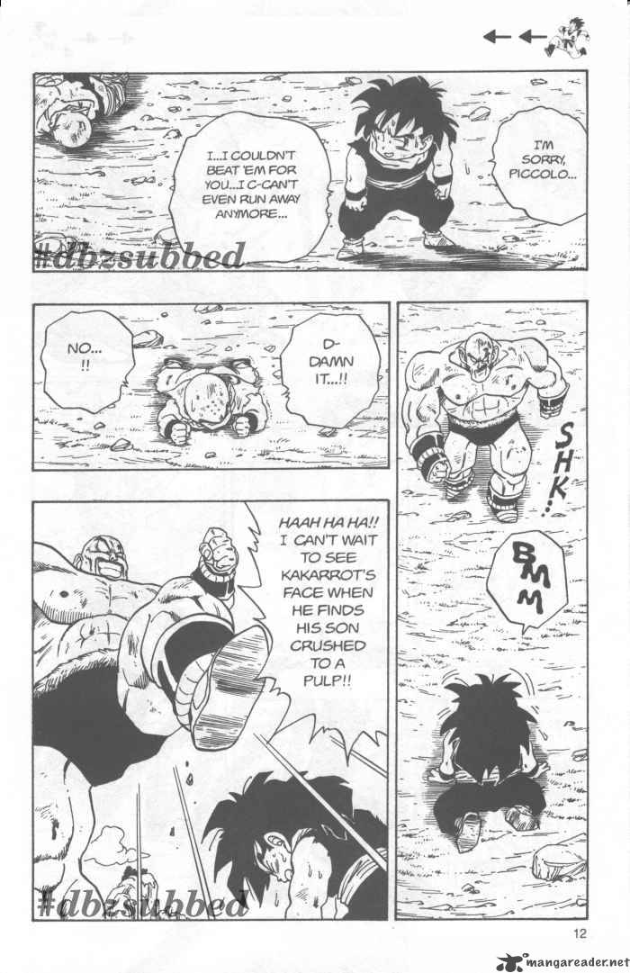 Dragon Ball, Chapter 223 image 015