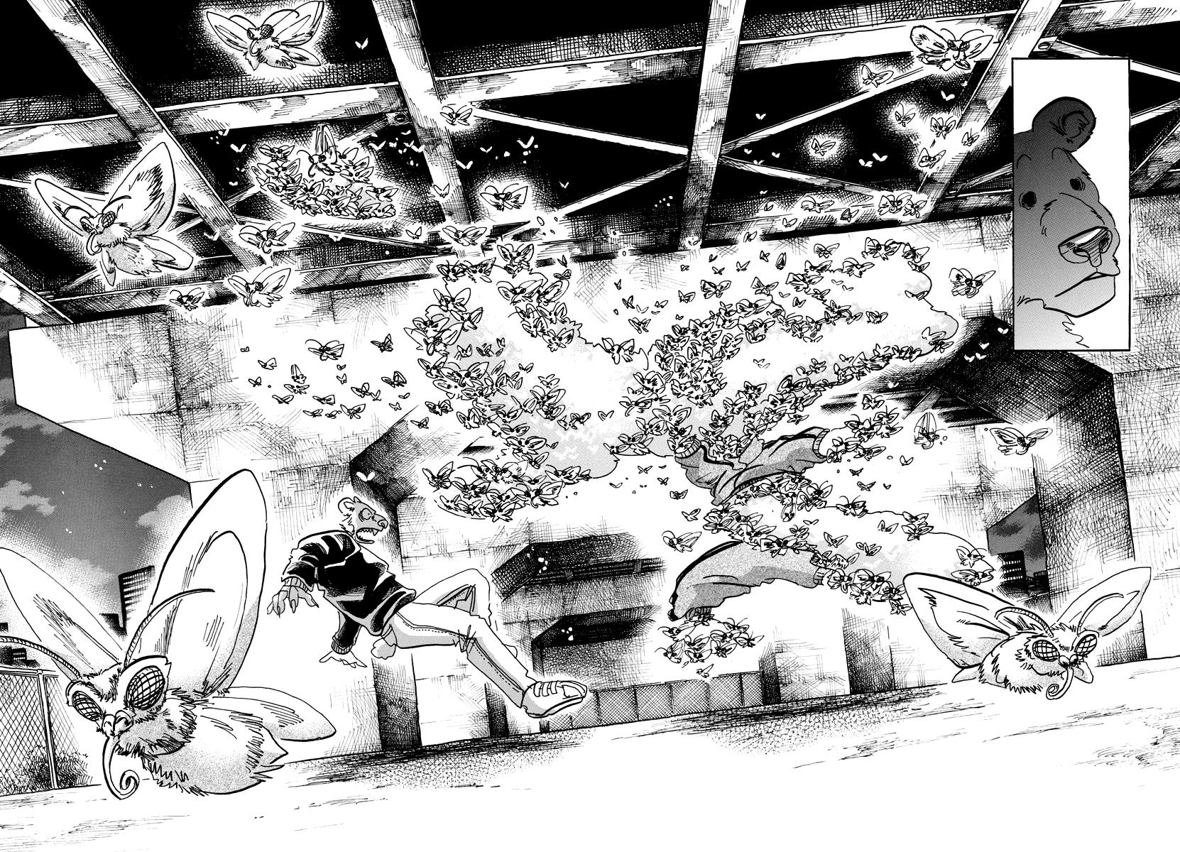 Beastars Manga, Chapter 93 image 012