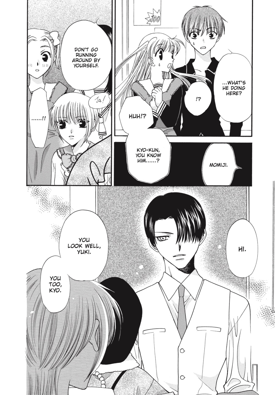 Fruits Basket, Chapter 9 image 008