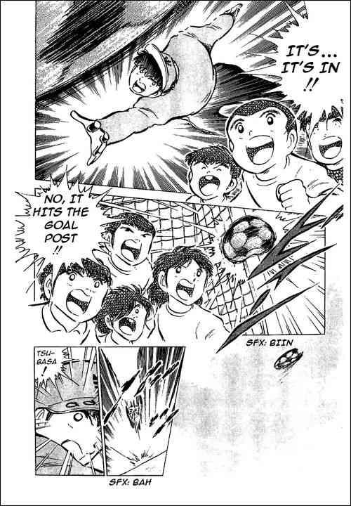 Captain Tsubasa, Chapter 50 image 031