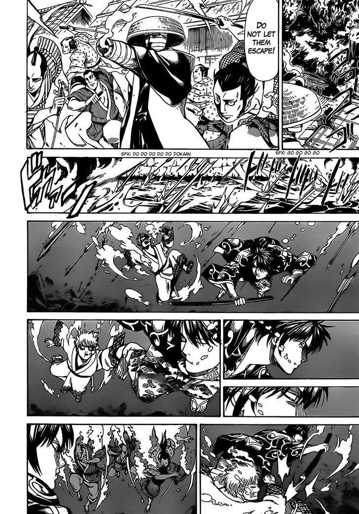 Gintama Chapter, 677 image 014