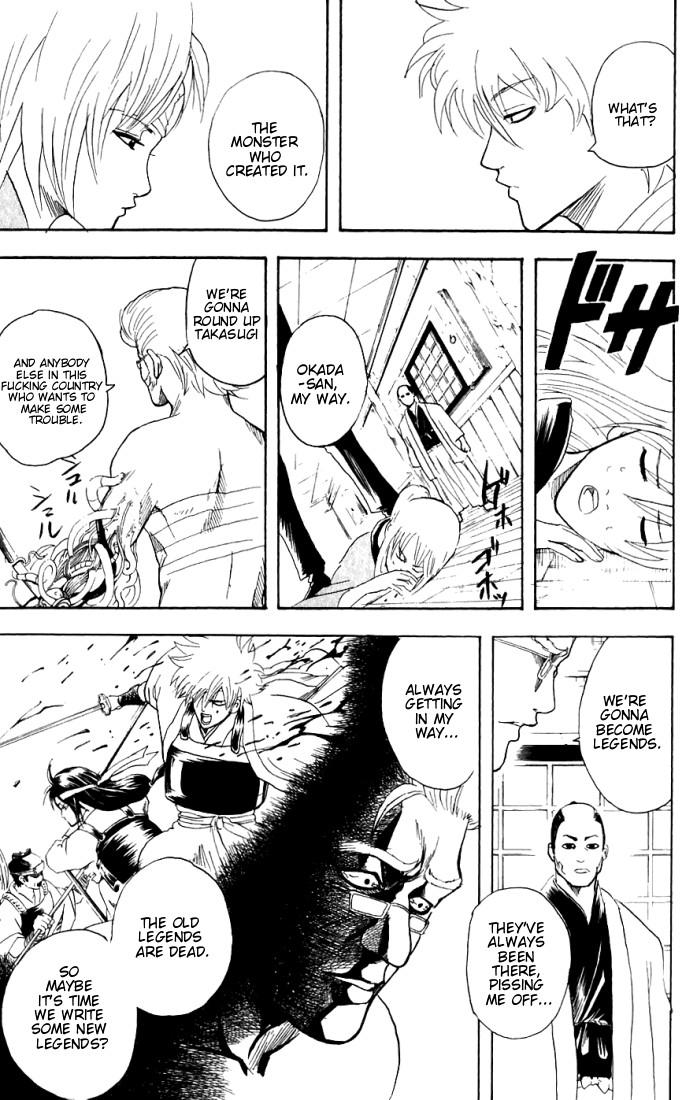 Gintama Chapter, 91 image 018