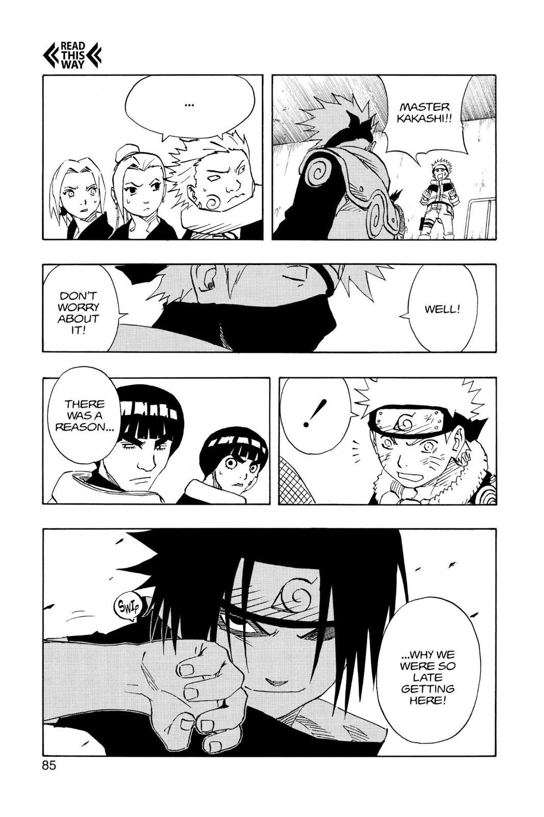 Naruto, Chapter 112 image 019