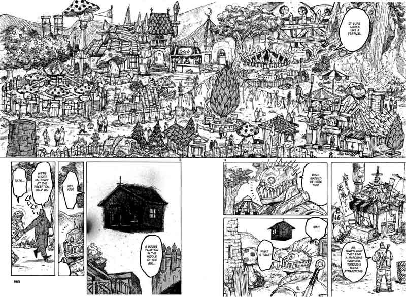 Dorohedoro, Chapter 26 image 015