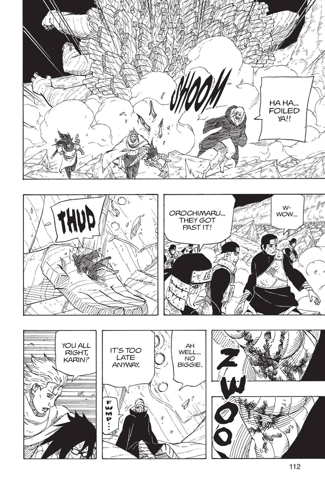 Naruto, Chapter 663 image 011