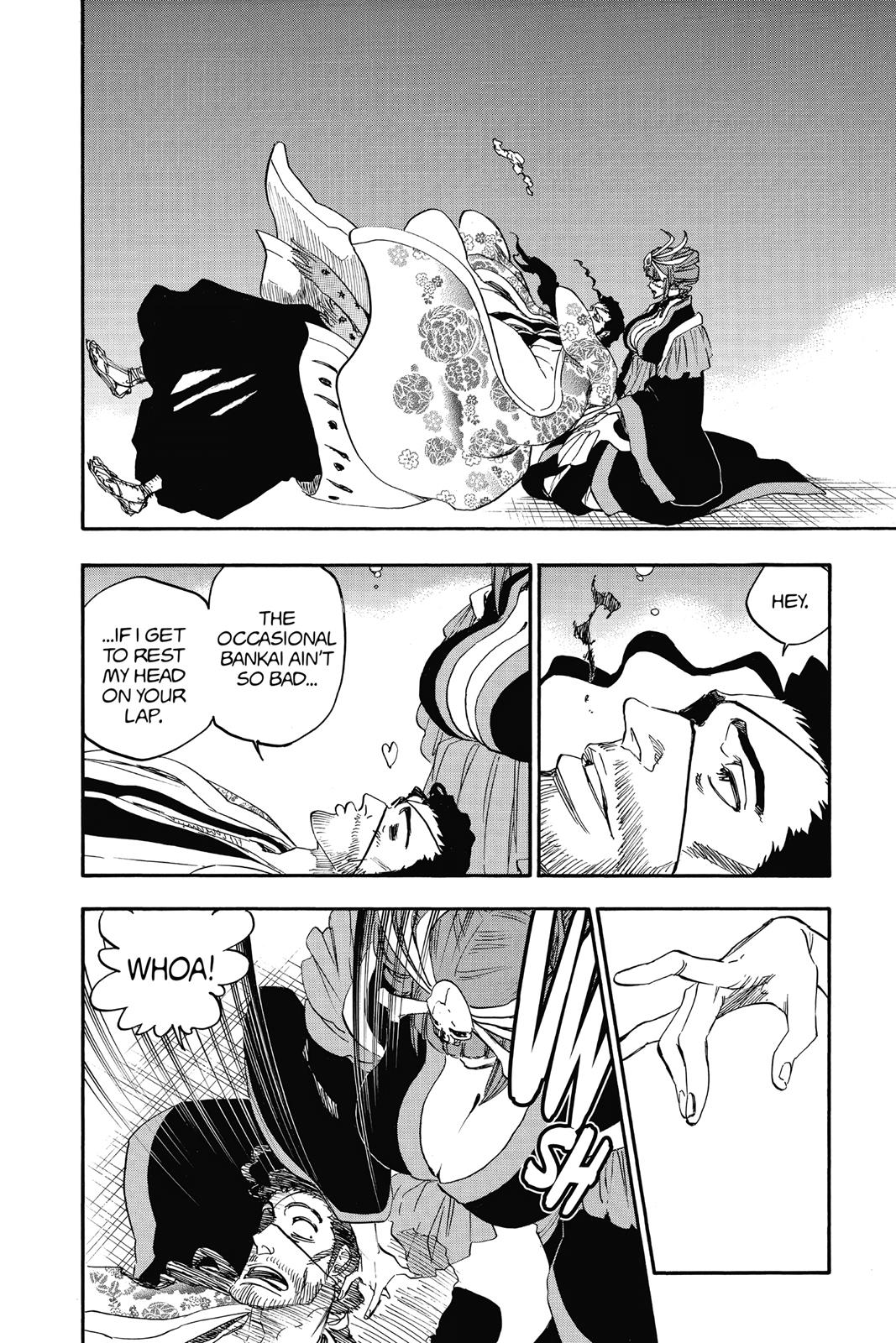 Bleach, Chapter 649 image 013