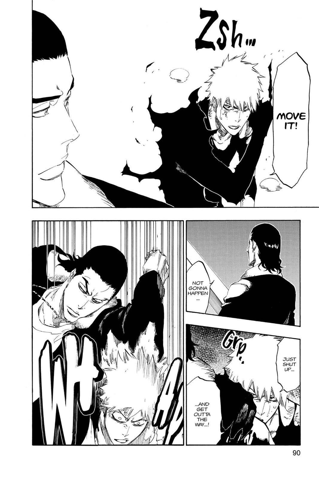 Bleach, Chapter 446 image 004