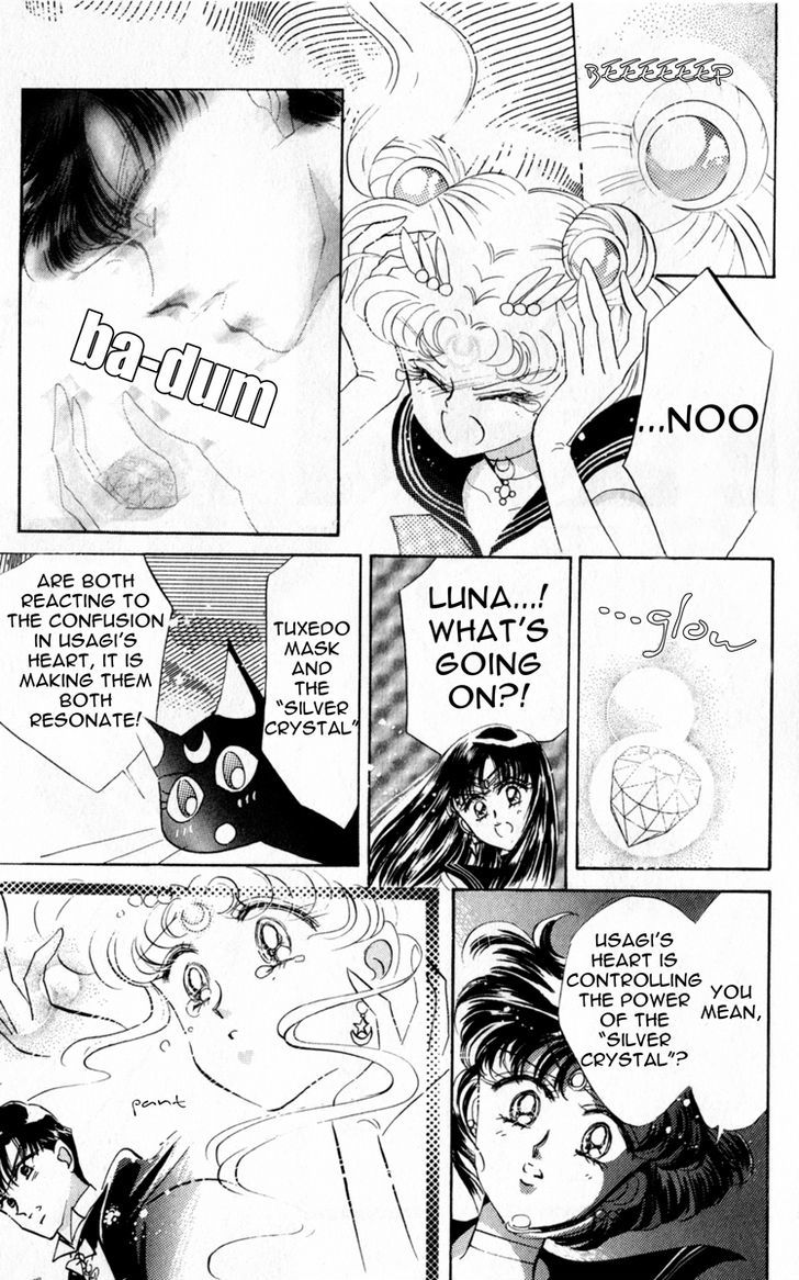 Sailor Moon, Cahpter 12 image 043