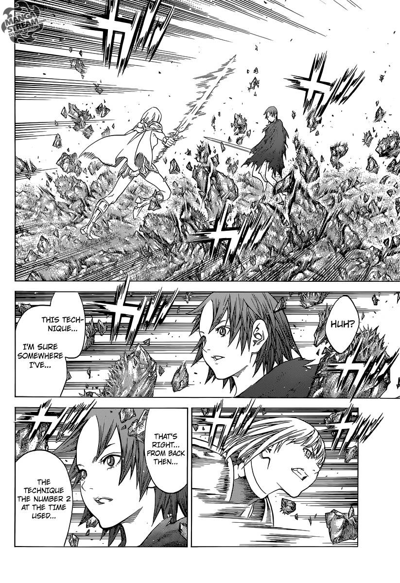 Claymore, Chapter 145 image 011