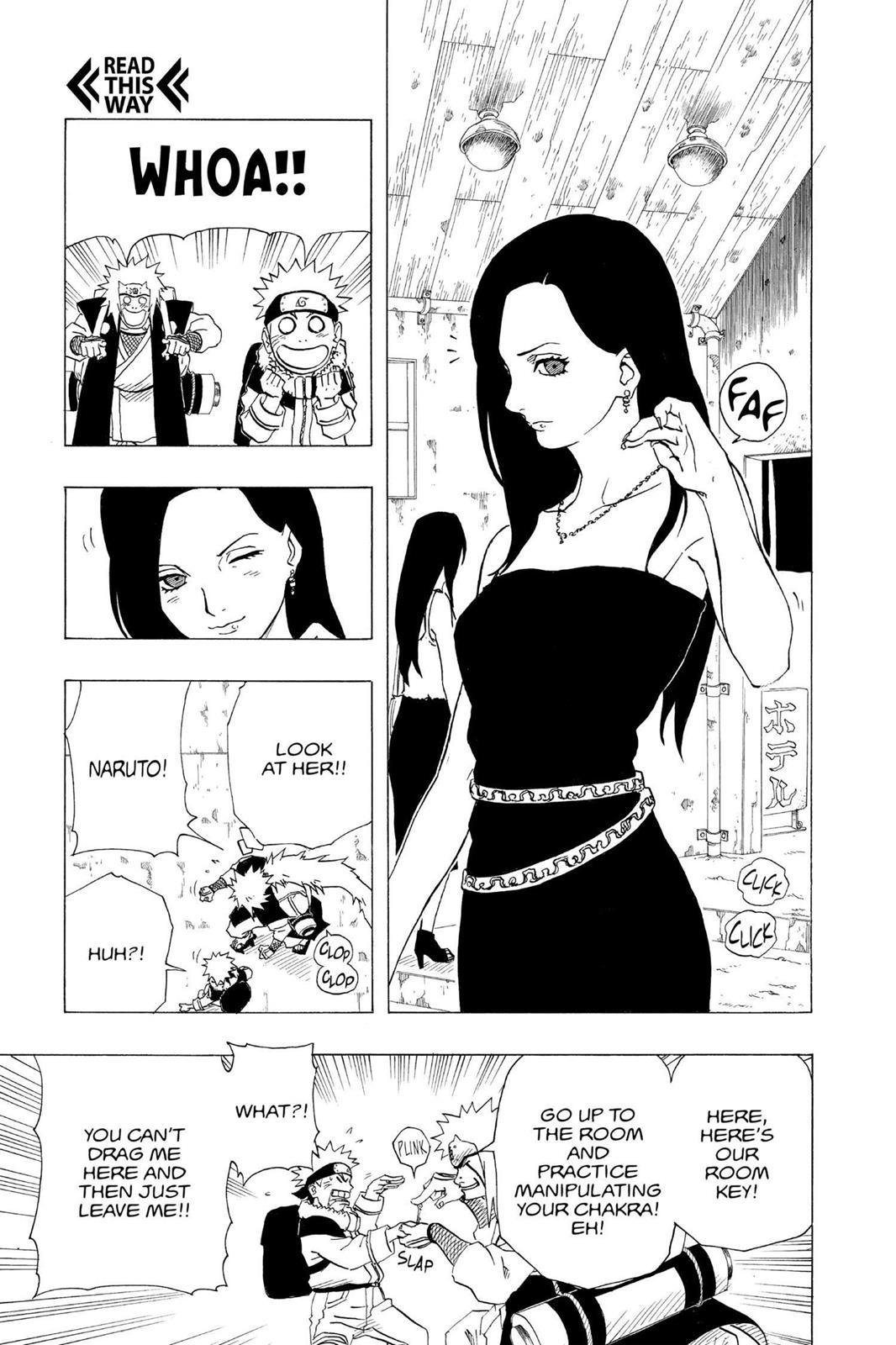Naruto, Chapter 144 image 015
