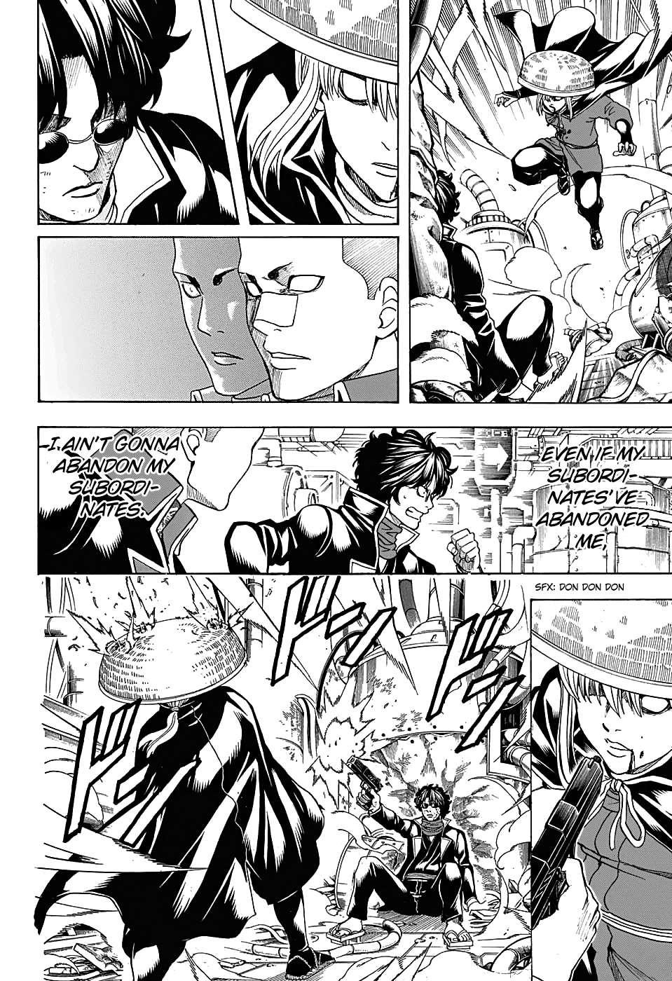 Gintama Chapter, 567 image 006