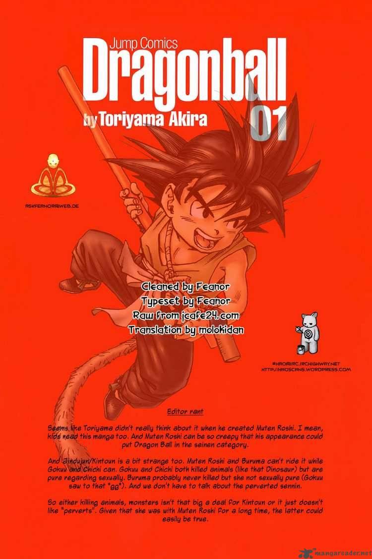 Dragon Ball, Chapter 13 image 013