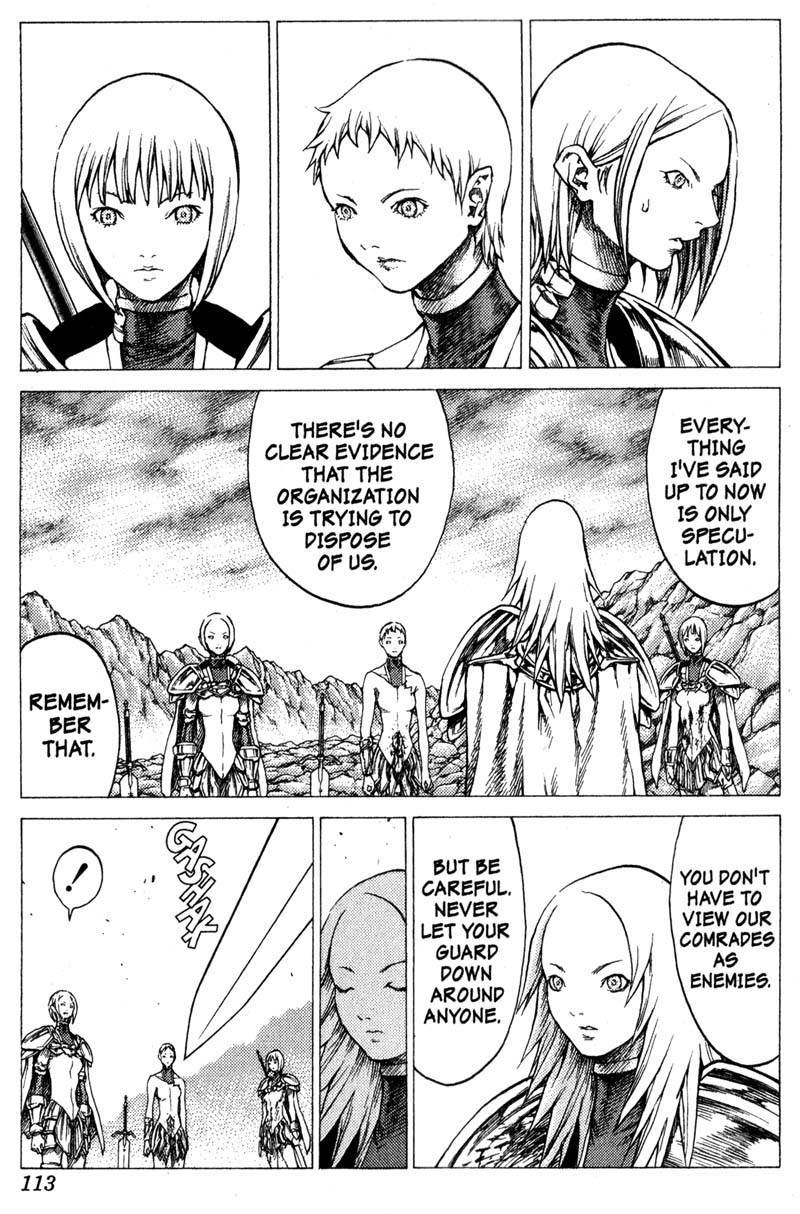 Claymore, Chapter 31 image 010
