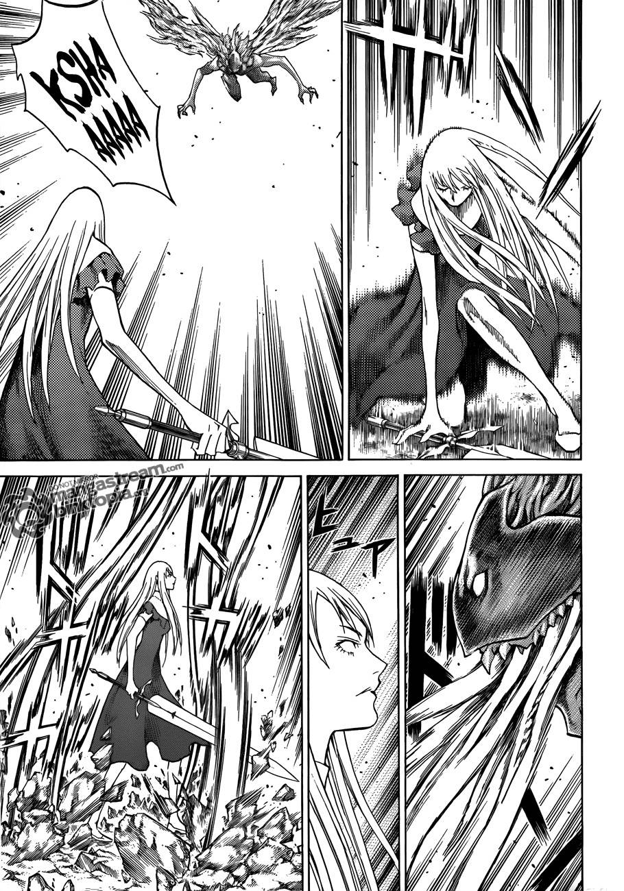 Claymore, Chapter 108 image 013