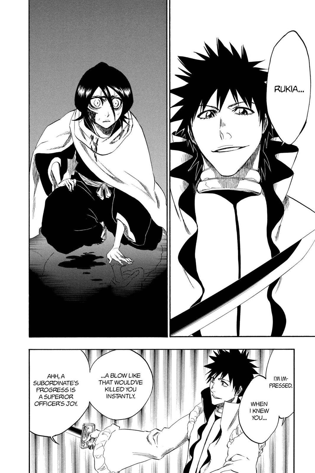 Bleach, Chapter 264 image 004