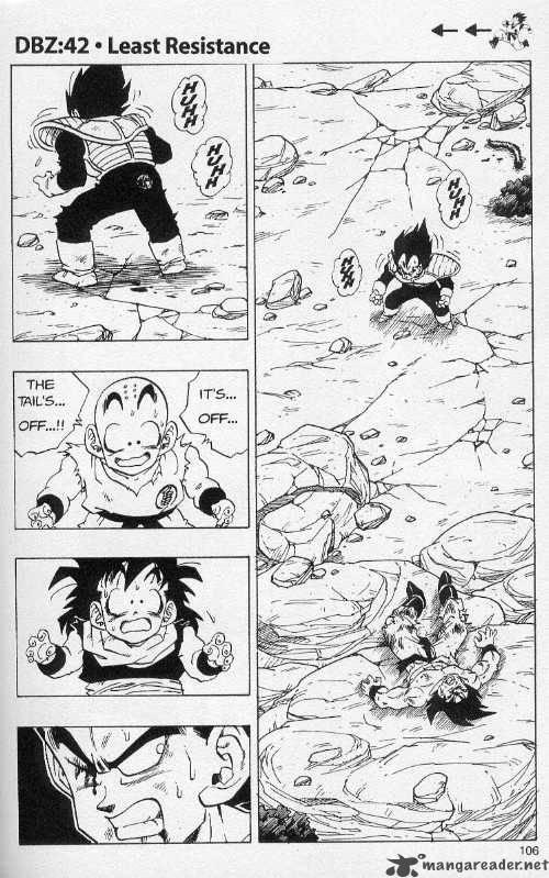 Dragon Ball, Chapter 236 image 001