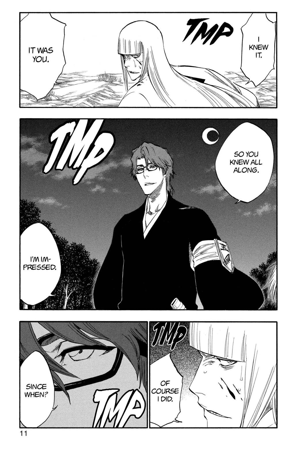 Bleach, Chapter 315.8 image 010