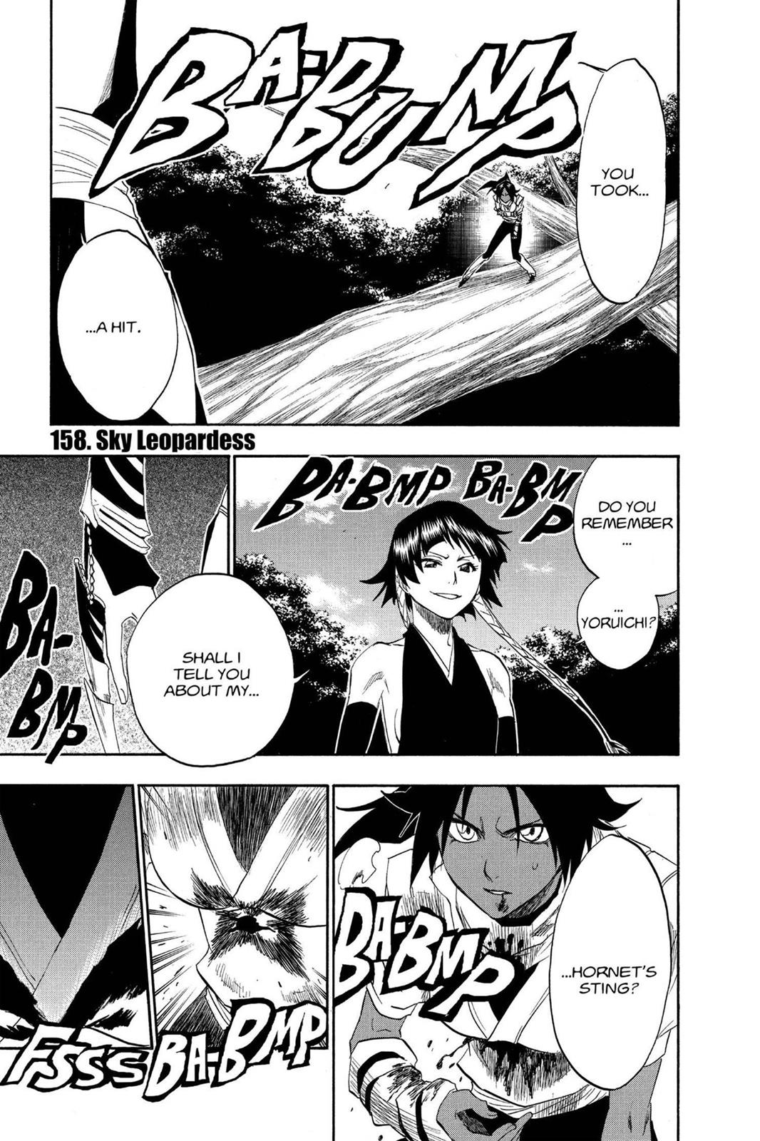 Bleach, Chapter 158 image 001