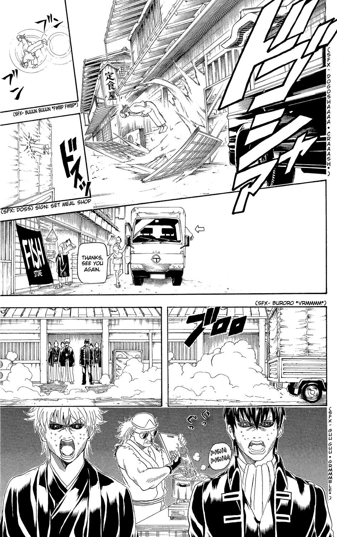 Gintama Chapter, 317 image 011