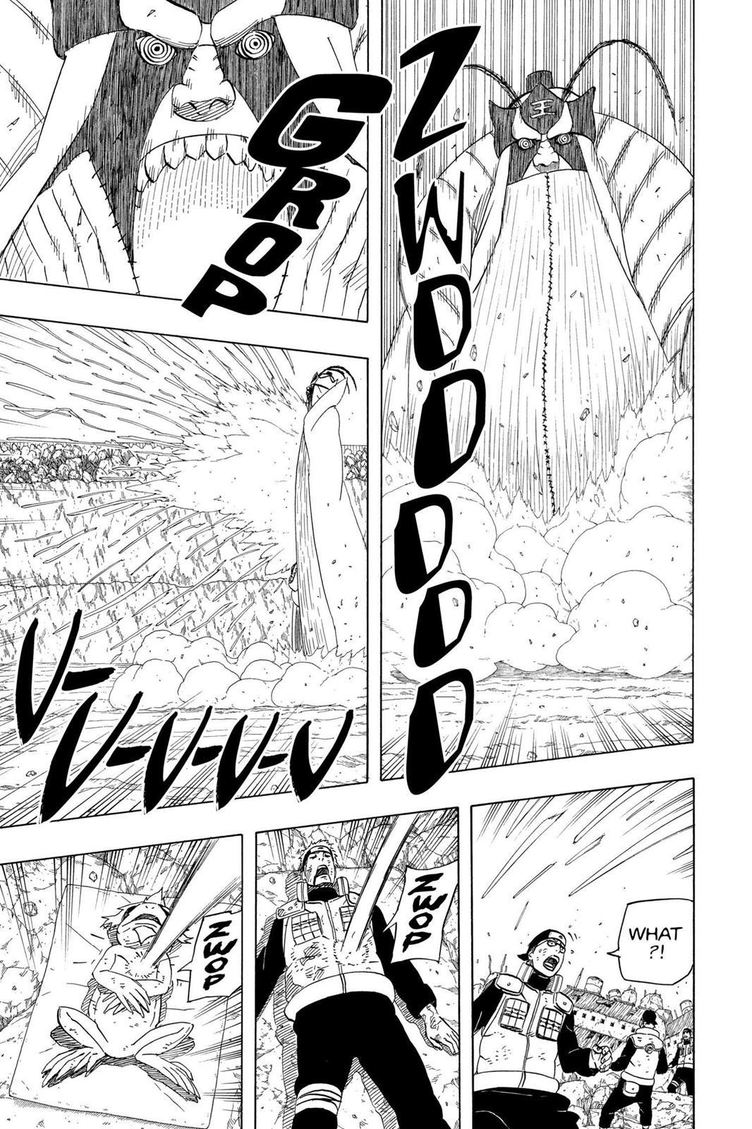 Naruto, Chapter 449 image 003