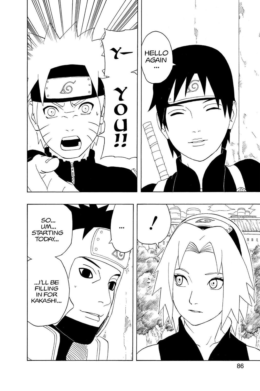 Naruto, Chapter 284 image 018