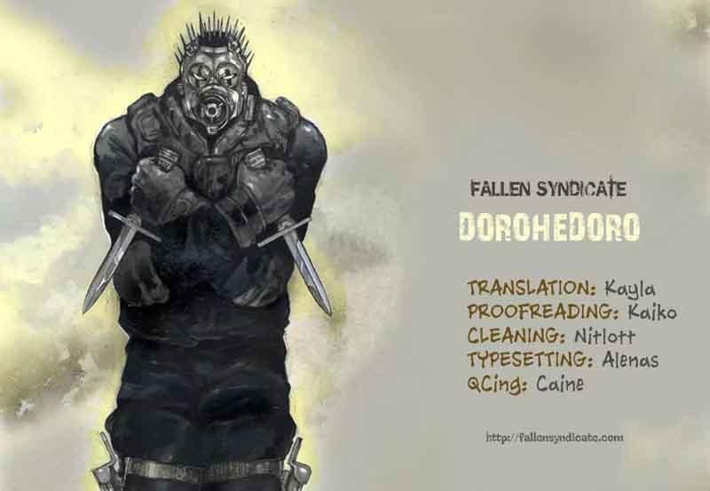 Dorohedoro, Chapter 120 image 002