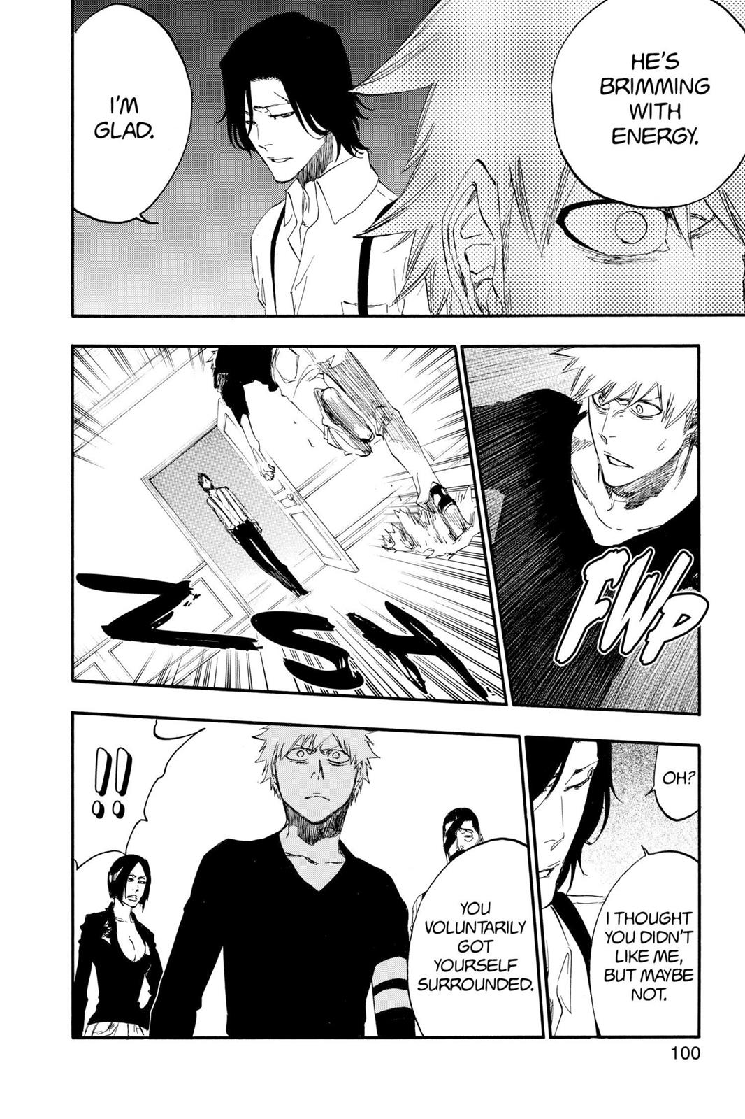 Bleach, Chapter 455 image 012