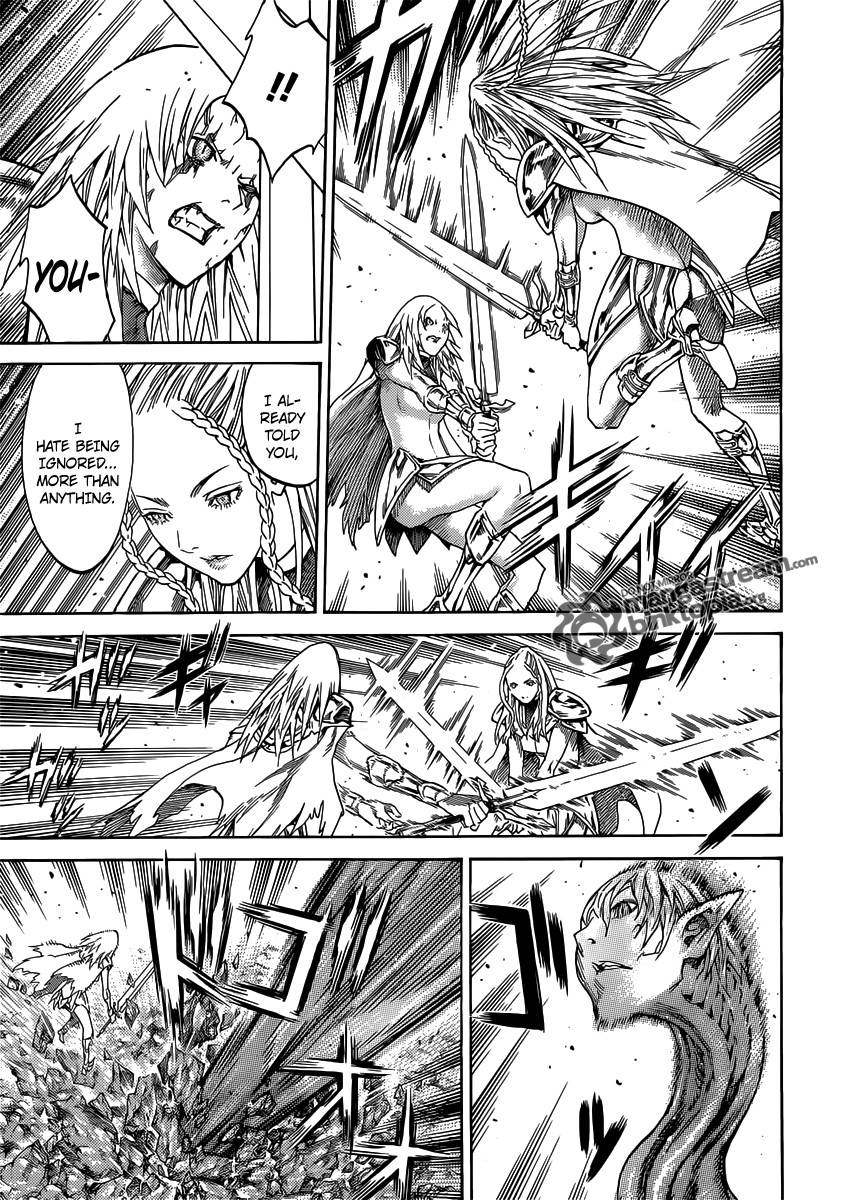 Claymore, Chapter 120 image 013