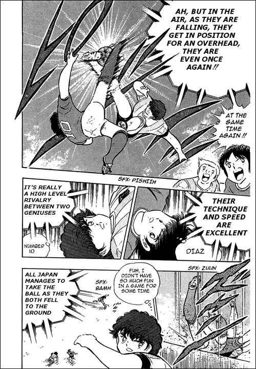 Captain Tsubasa, Chapter 94 image 067