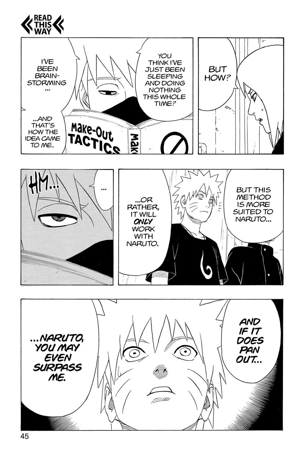 Naruto, Chapter 311 image 017