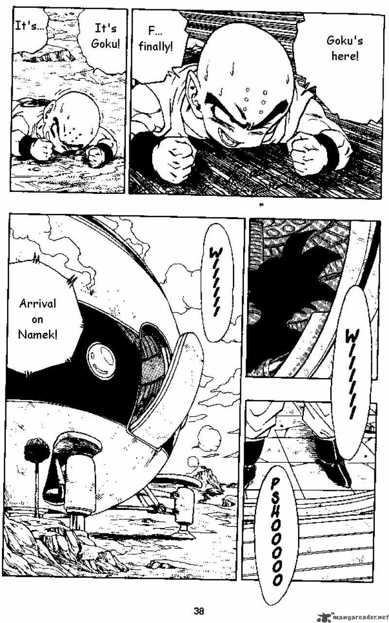 Dragon Ball, Chapter 279 image 002