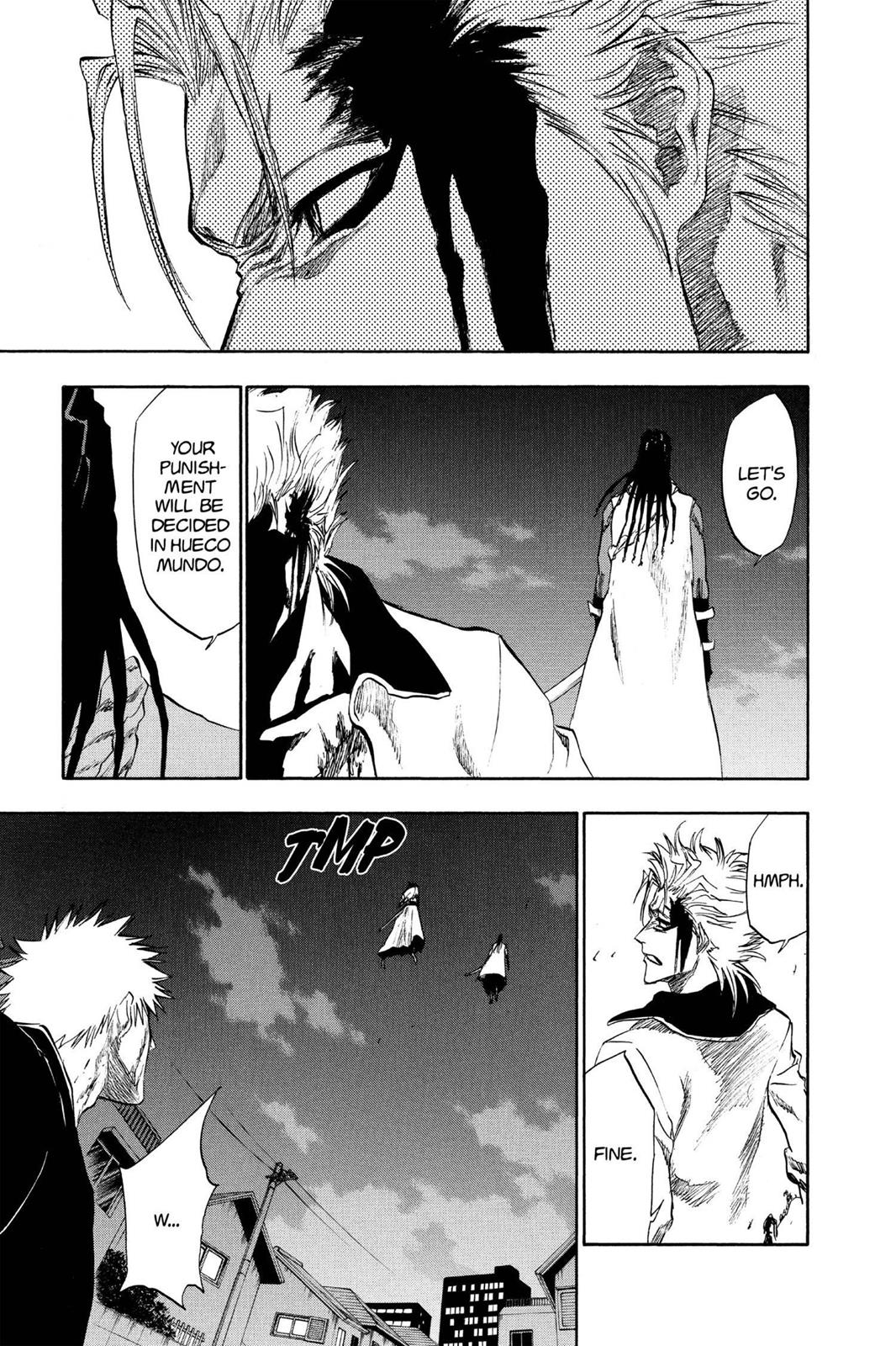 Bleach, Chapter 212 image 009