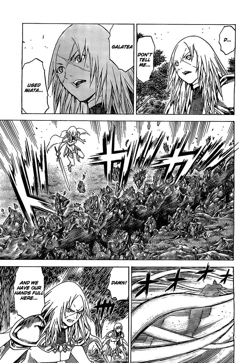 Claymore, Chapter 139 image 025