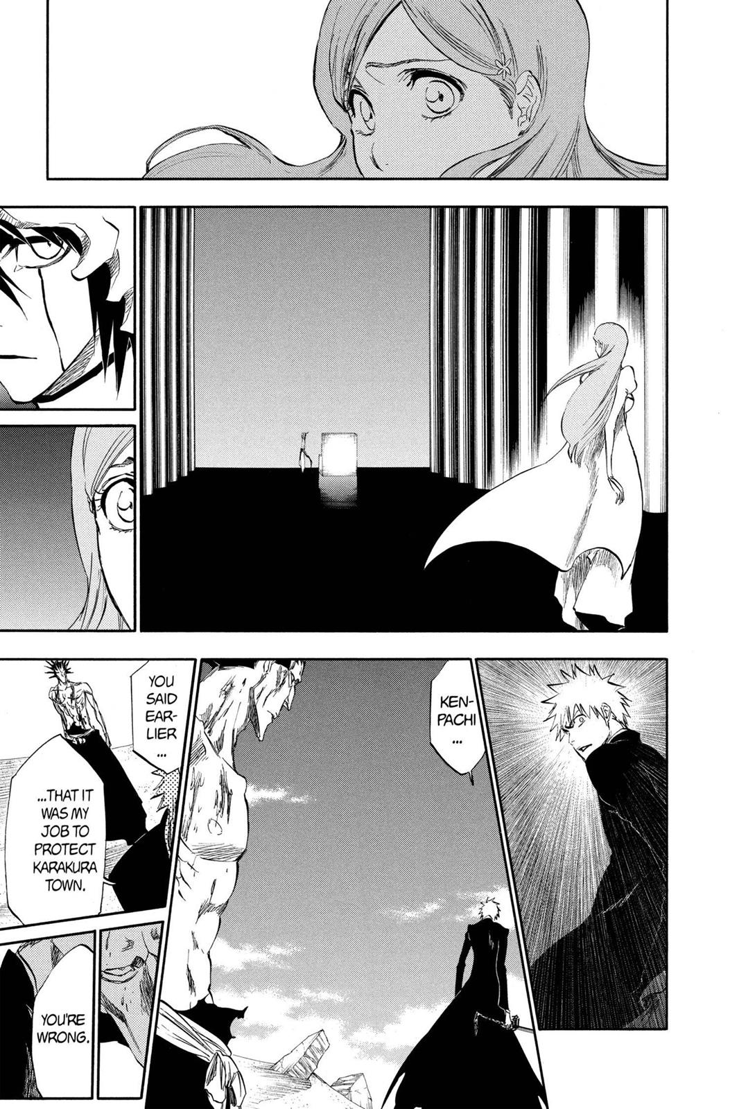 Bleach, Chapter 315 image 014
