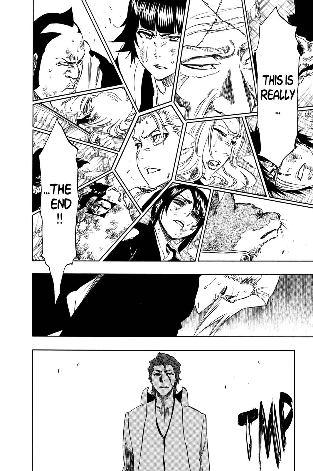 Bleach, Chapter 364 image 015